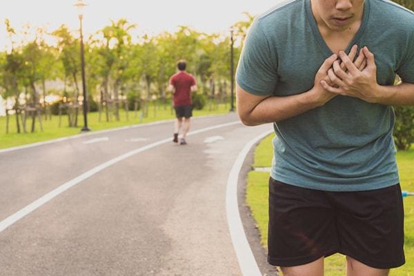مشکلات قلبی ورزشکاران
