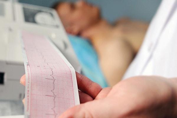 آزمایش نوار قلب