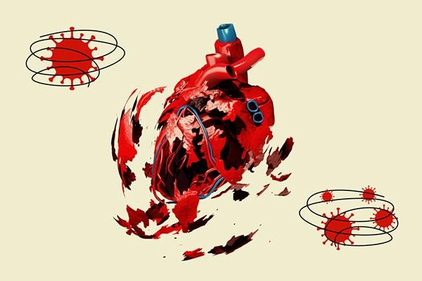 عوارض قلبی کرونا چیست؟