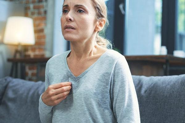 حمله های قلبی خاموش در زنان