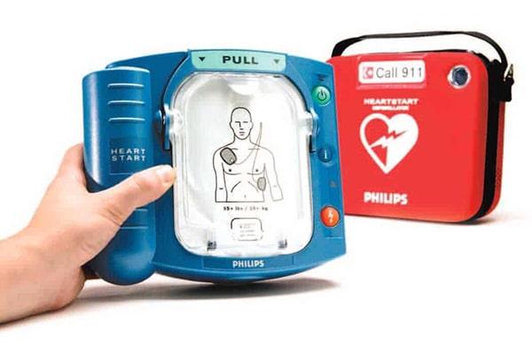 دستگاه الکتروشوک قلب چیست؟
