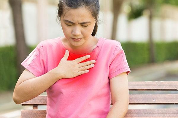 سوزش سر دل چگونه حس می شود؟