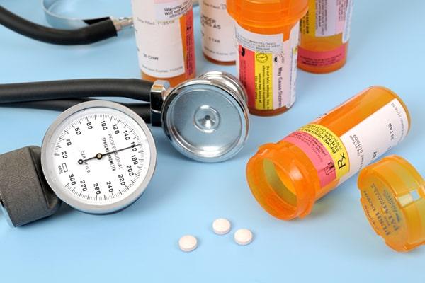 درمان نوسان فشار خون