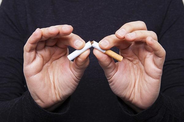 درمان نوسان فشار خون با ترک سیگار