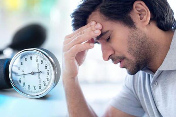 علائم فشار خون دیاستولیک بالا