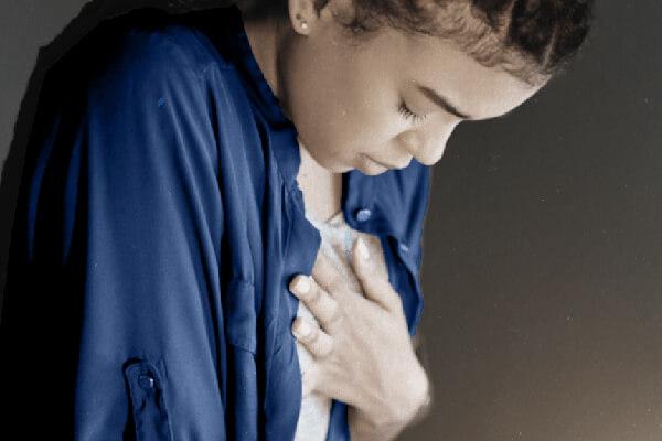انواع مختلف درد قفسه سینه