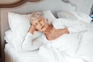 درمان درد قفسه سینه هنگام خواب