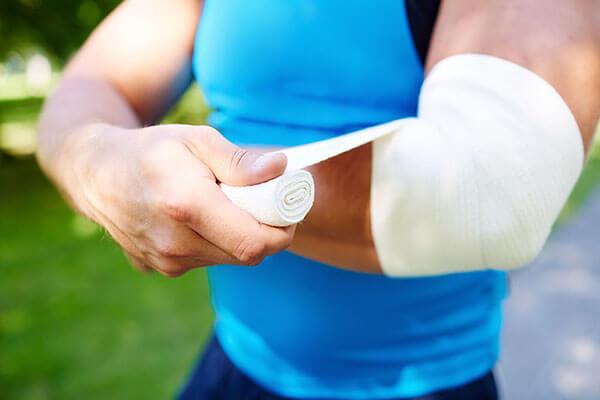 درمان خانگی تیر کشیدن بازوی چپ