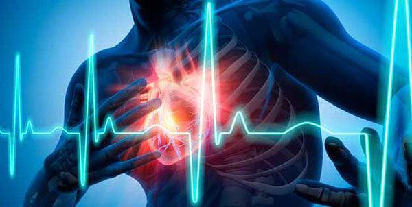 انواع ضربان قلب روی نوار قلب
