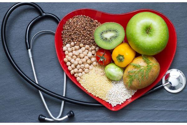 بعد از آنژیو قلب رژیم غذایی سالم
