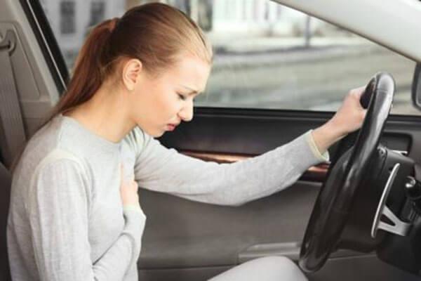 رانندگی برای افراد دارای آریتمی قلبی