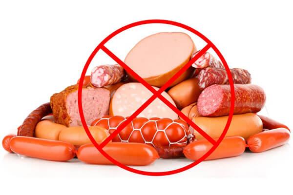 گوشت های فراوری شده