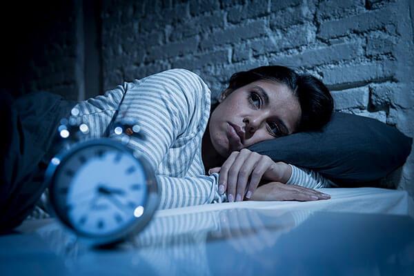 بیخوابی یا اختلال اینسامنیا