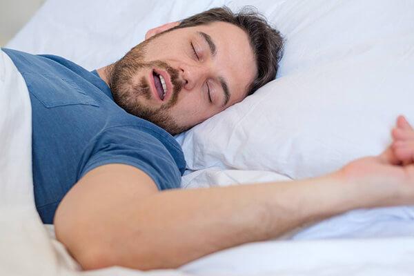 آپنه خواب یا وقفه تنفسی در خواب