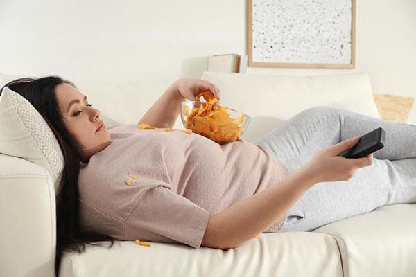 علت فشار خون بالا