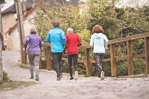 \ورزش برای پایین آوردن فشار خون