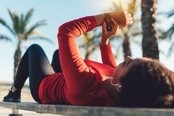 ضربان قلب هنگام ورزش