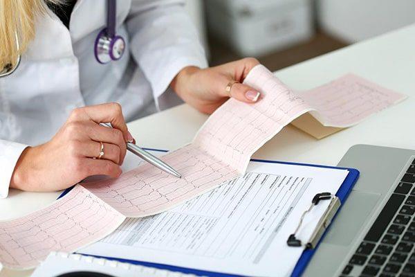 تعیین شدت سکته قلبی